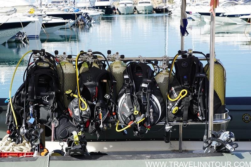 Diving Port Ibiza