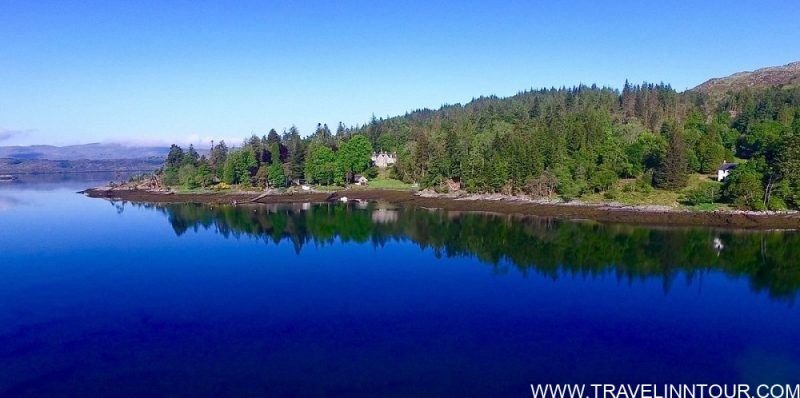Eilean Shona House and Cottages 1