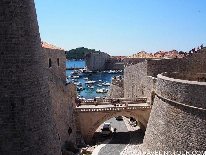Ibiza Town old town