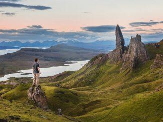 Isle of Skye Remote Scottish Island Holidays