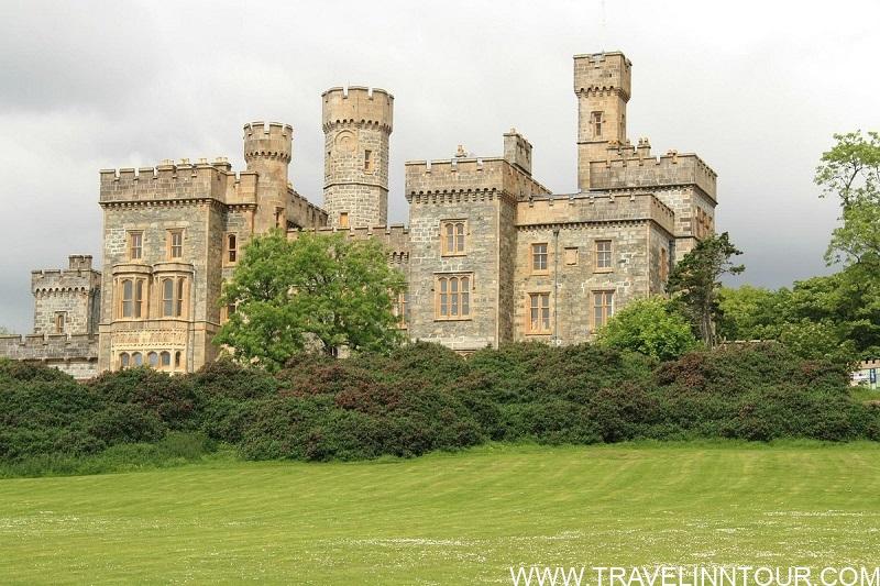 Lews Castle in Stornoway - Remote Scottish Island Holidays