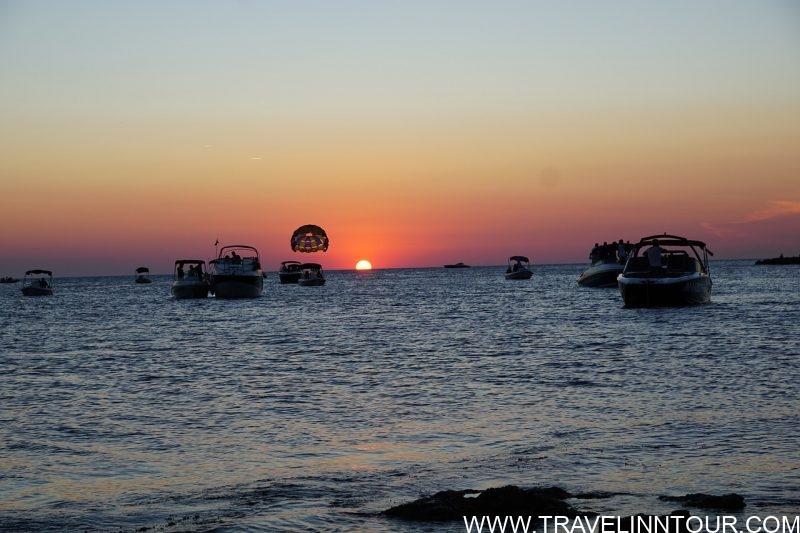 Sunset Sant Antoni Ibiza