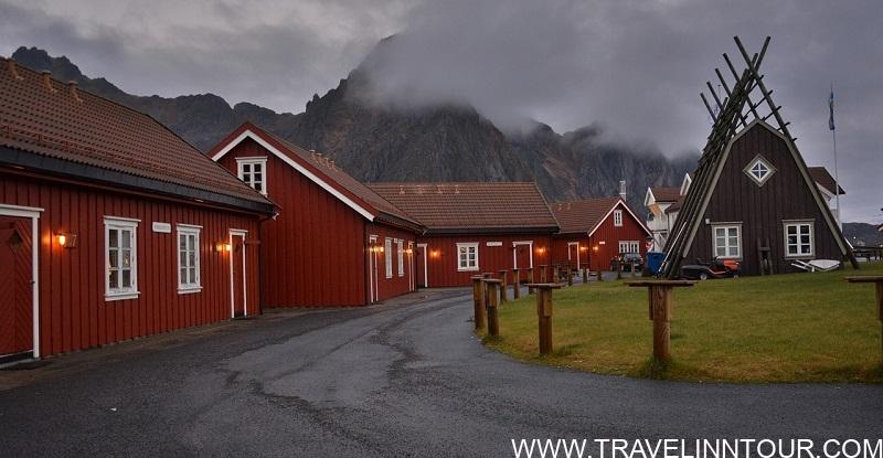 Svolvaer Island