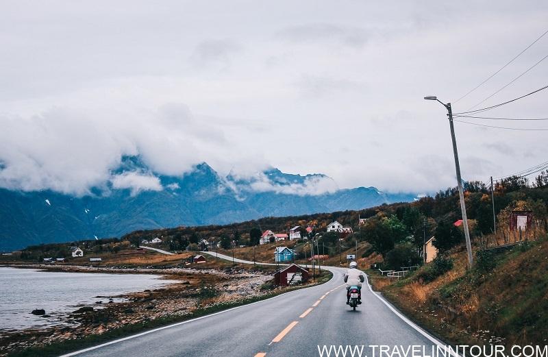 Transportation In The Lofoten Islands
