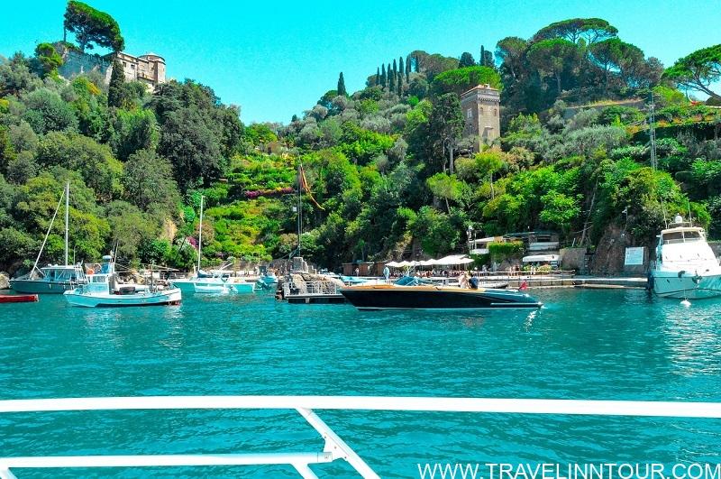 Portofino Liguria Yacht - Travel Guide To Portofino