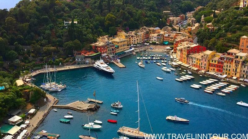 Travel Guide To Portofino places to visit