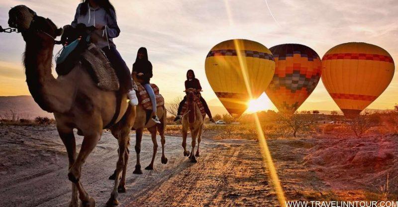 Abu Dhabi Hot Air Balloon Ride