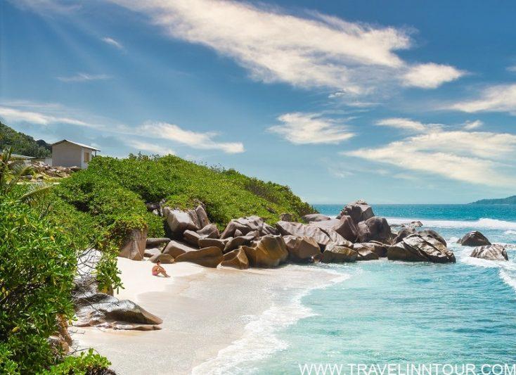Anse Source dArgent Beach