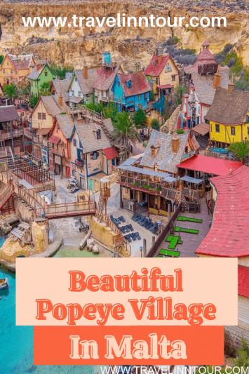 Beautiful Popeye Village 1