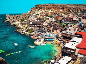 Beautiful Popeye Village That Malta Secretly Hides