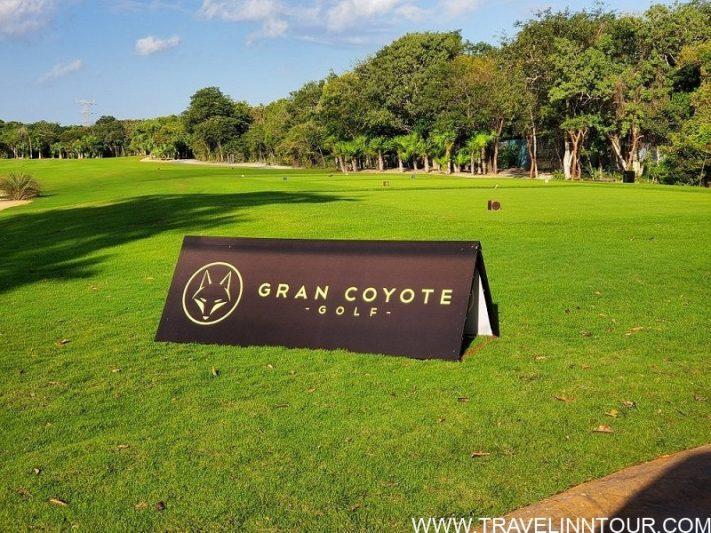 Gran Coyote Golf