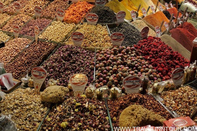 Grand Bazaar Spice Market