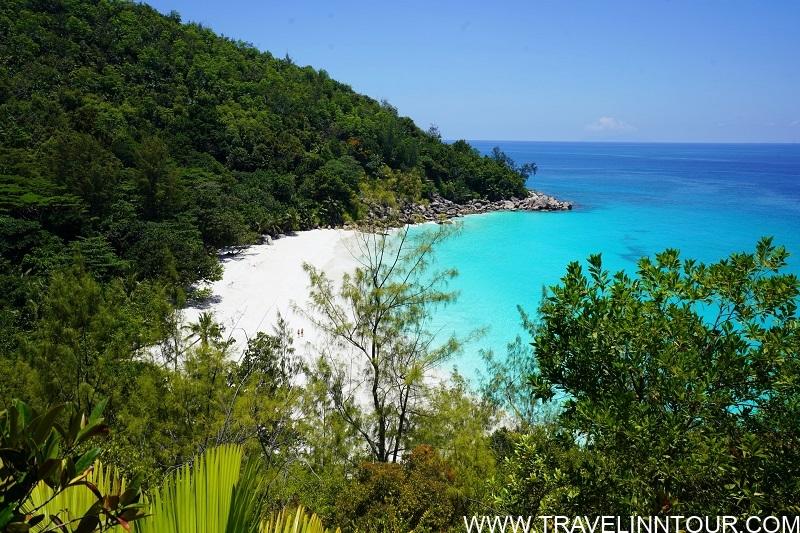 Point Millers Anse Georgette Praslin Island Seychelles