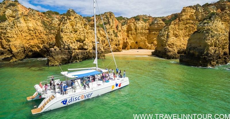 Ponta da Piedade - Albufeira Boat Tours