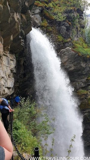 Storfossen Waterfall