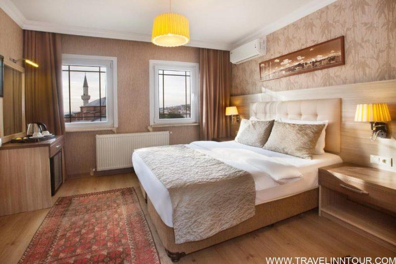 Sultanahmet Inn Hotel - Luxury Hotels in Istanbul
