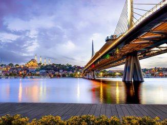 The Golden Horn - Famous Landmarks of Istanbul