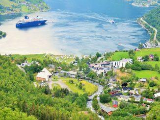 Tourist Attractions in Geiranger