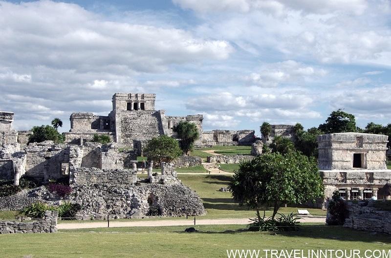 Tulum Archaeological Zone