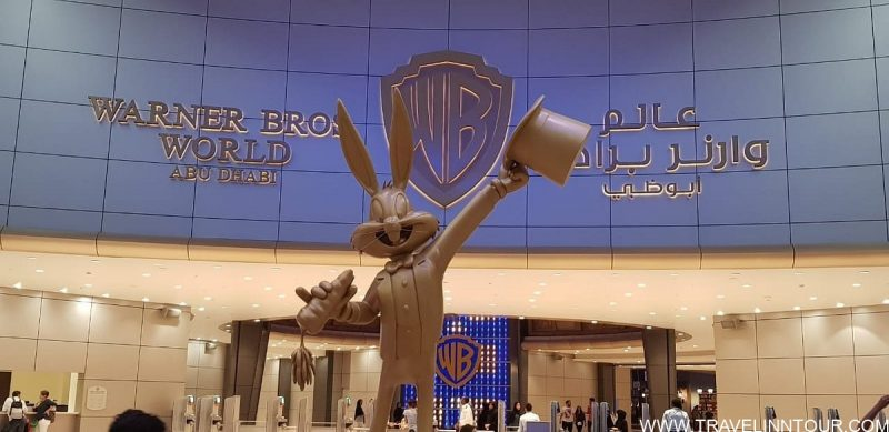 Warner Bros. World Abu Dhabi Best things to don in Abu Dhabi