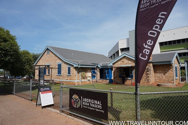 Aboriginal Bush Traders -  Places to Visit in Darwin