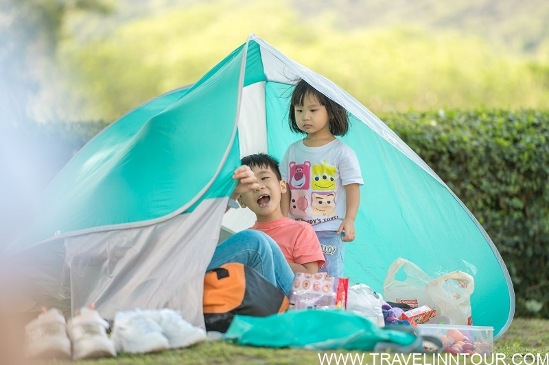 Camping Family Attractions In Ubud