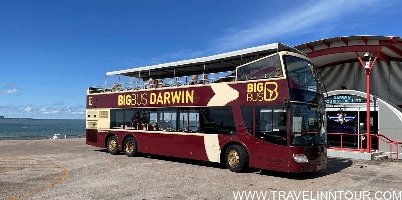 Darwin Hop On Hop Off Bus