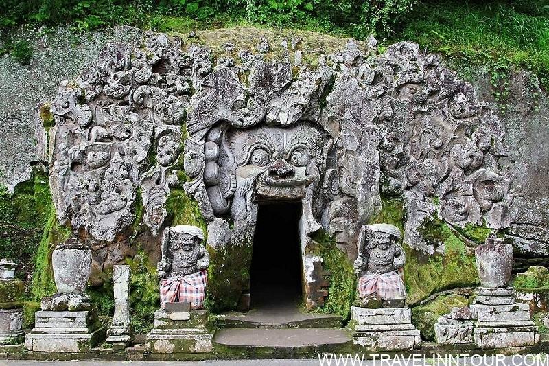Elephant Cave Goa Gajah