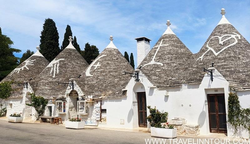 Discover Alberobello Trulli Town Italy