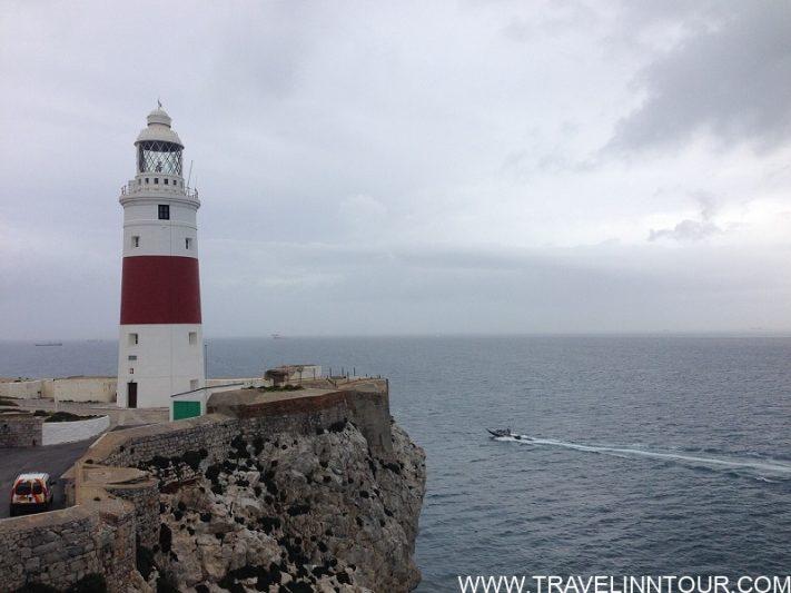 Gibraltar Europa Point Lighthouse