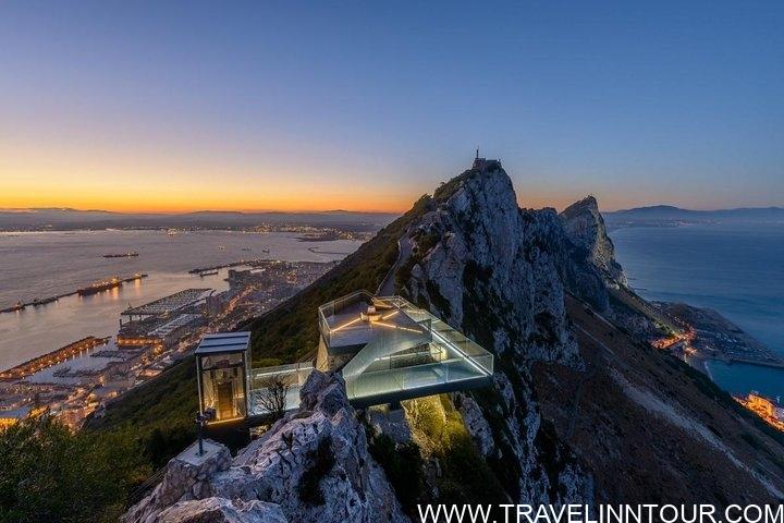 Gibraltar Inside Out Skywalk
