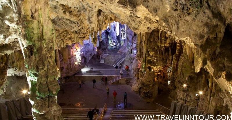 St. Michaels Cave