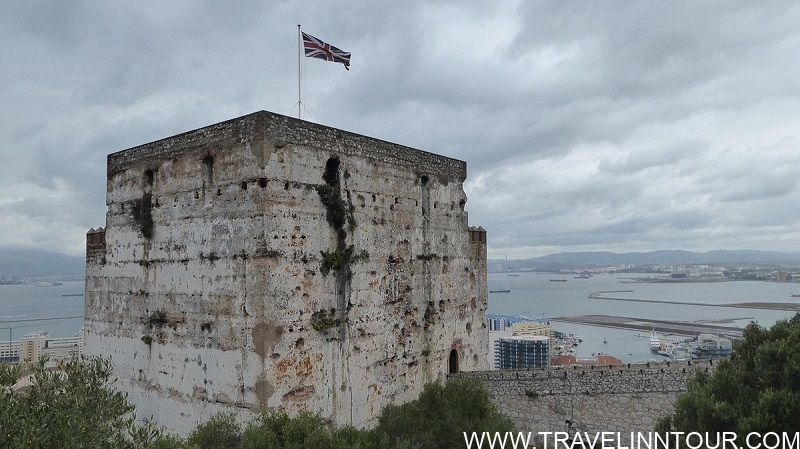 The Moorish Castle Complex The Tower of Homage 1