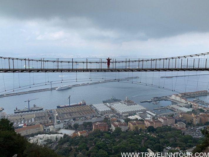 Windsor Suspension Bridge
