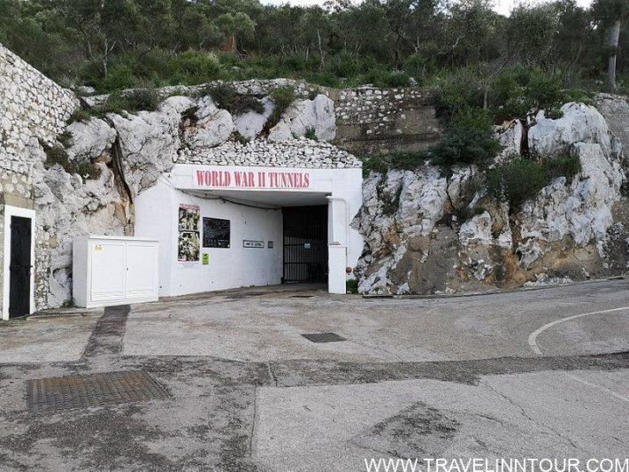 World War II Tunnels